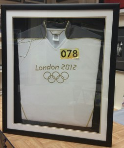 London 2012 Olympic Torchbearers top