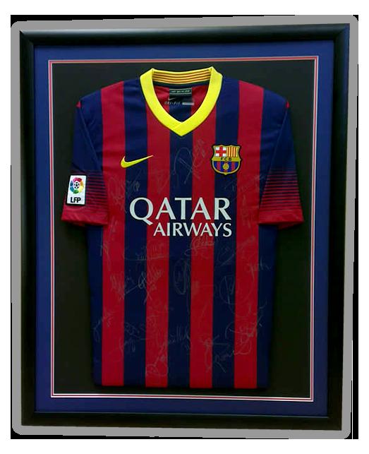 Sport Shirt Framing